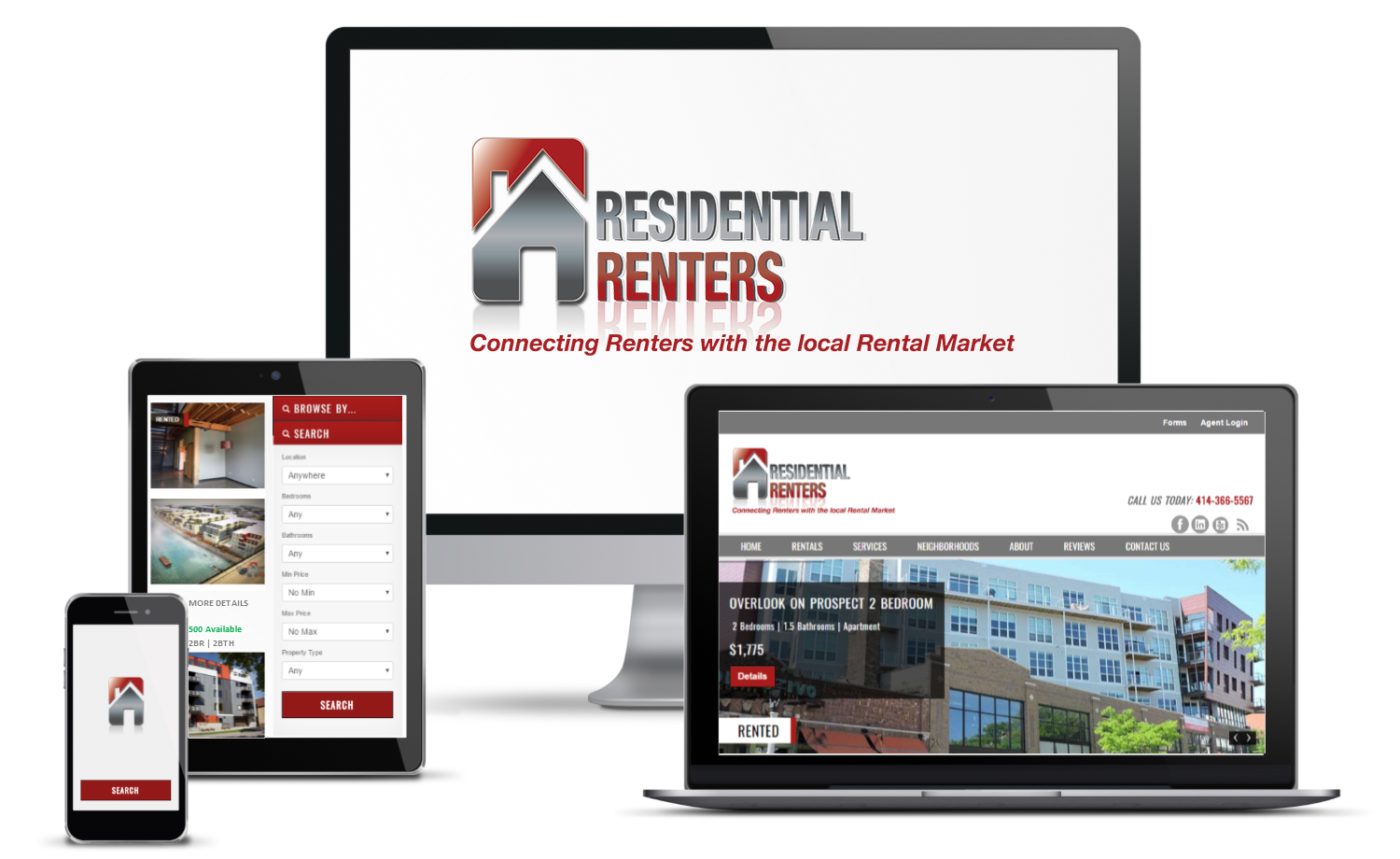 Renters - Property Management Consulting - Residential Renters